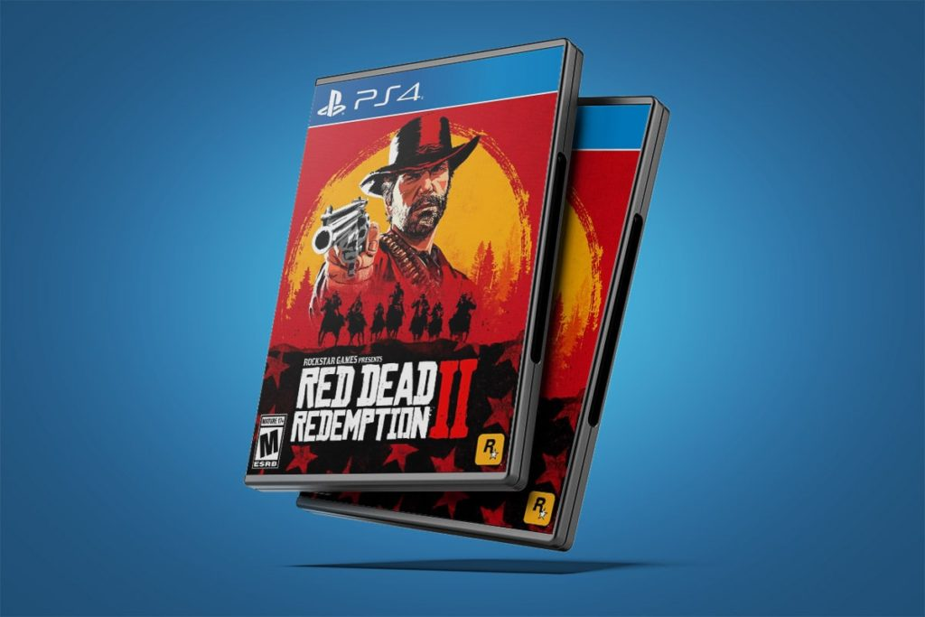 Red Dead Redemption 2PS4