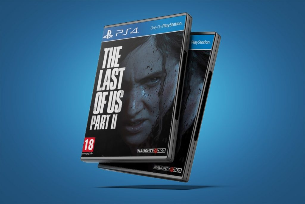 The Last of Us: Part II. PS4