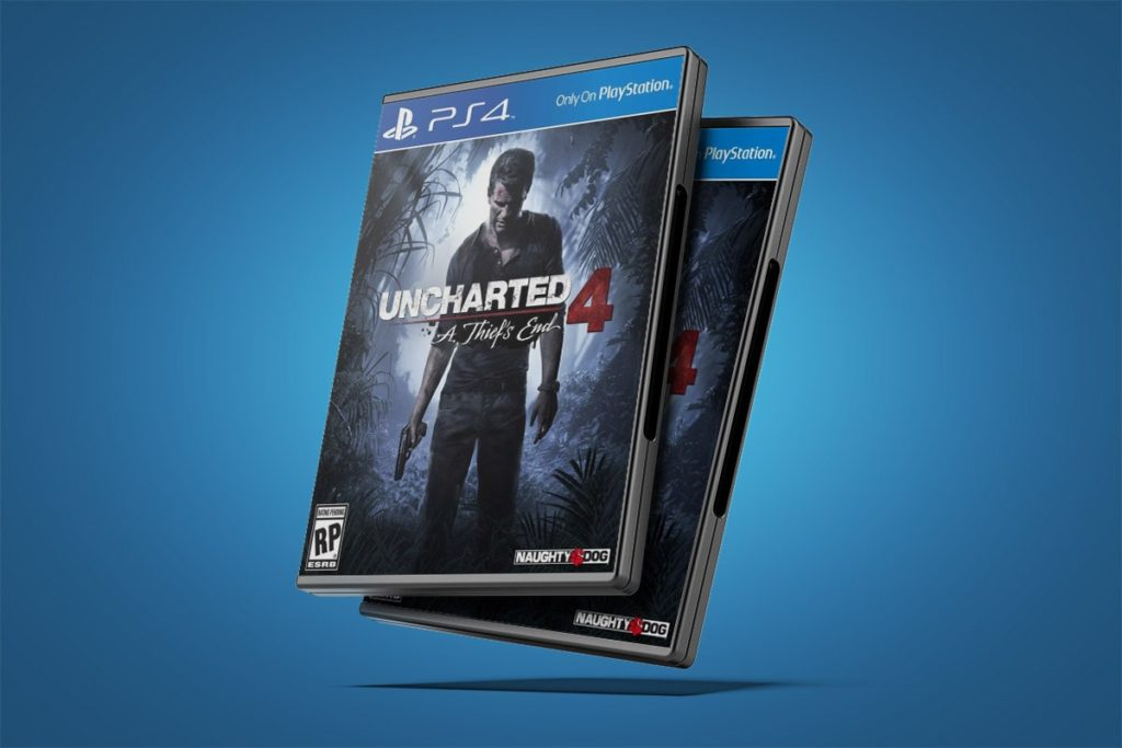 Uncharted 4: AThiefs End PS4